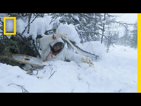 Shelter From a Snowstorm | Primal Survivor