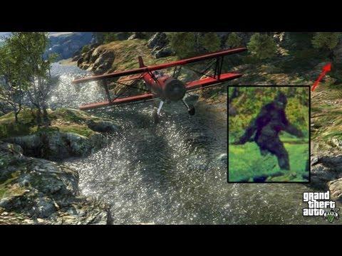 Gta  Bigfoot Grand Theft Auto V