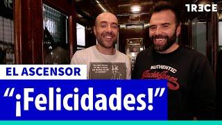 """'El Ascensor': """"Celebración 10 capítulos"""""""