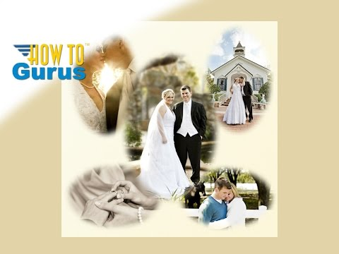 Photoshop Elements Vignette : How To Soft Edges For Wedding Photography 2018 15 14 13 12 11 Tutorial