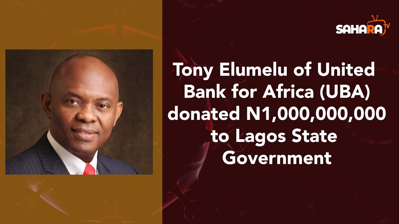 Breakdown Of Funds Donated To Nigeria In The Fight Against Coronavirus