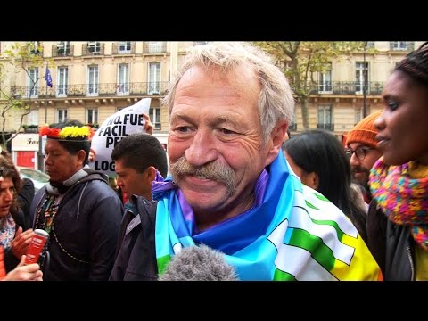 "French Farmer-Activist José Bové on Paris Protest Ban: ""We Are in Prison in Our Own Home"""