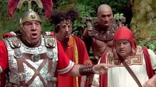 Астерикс и Обеликс против Цезаря. Полный Фильм. (1999)