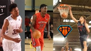Top Plays From EYBL Brooklyn Session | Feat. DeAndre Ayton, Marvin Bagley, Kevin Knox & More!!