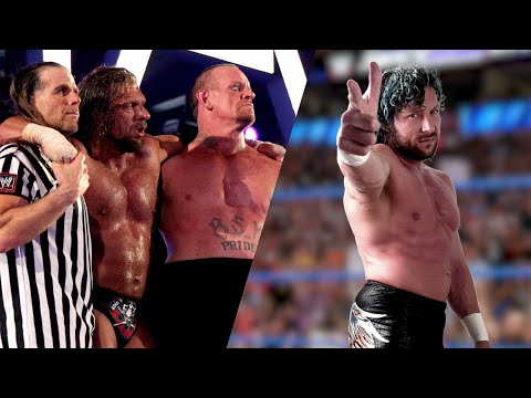 WWE News: Special Ref For Taker Vs HHH,  Omega's Future , Nia Jax Injured?