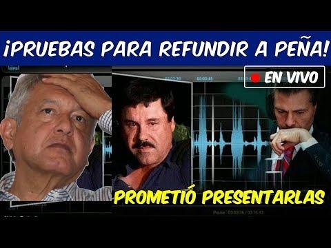 ENORME CONMOCIÓN, Abogado revela que Peña Nieto le pidió al Chapo acabar con AMLO