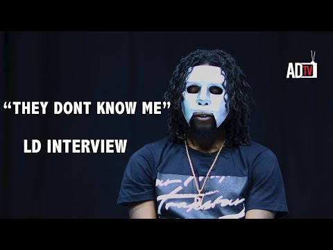 """LD Interview: """"They Don't Know Me"""" (The Masked One) 67 