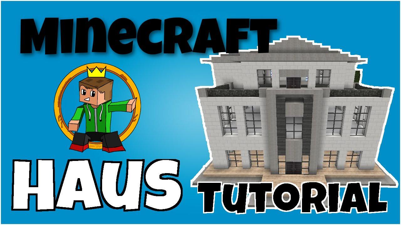 Minecraft haus tutorial quadratus jannis gerzen for Minecraft modernes haus jannis gerzen