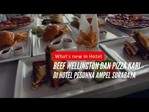Food  & Beverages Promotions Trimester 1 (Beef Wellington) -  Pesona Hotel Surabaya