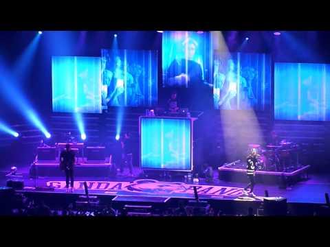 Cro - Wir waren hier – Traum - Live Hamburg 21.11.14