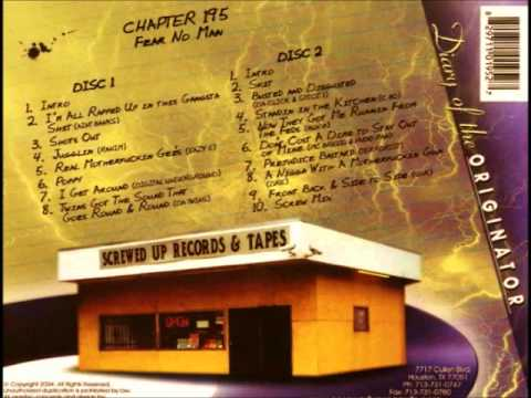 DJ Screw - Fear No Man (Disk 1 & 2)