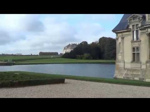 James Bond 007 Travel video: Chantilly, FRANCE / 007 Travelers
