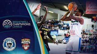 Anwil Wloclawek v Telenet Giants Antwerp - Highlights - Basketball Champions League 2019-20