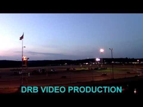 Marion Center Speedway 6/17/17 Mirco Sprint Feature
