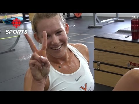 Inside A Rower's 'House Of Pain' | CBC Sports