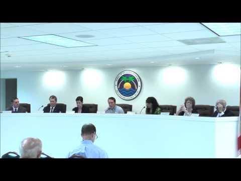 PALM BEACH SHORES COMMISSION MTG  11 16 15