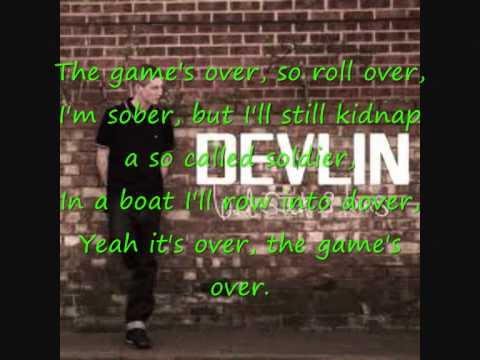 Tinchy Stryder-Game Over Lyrics
