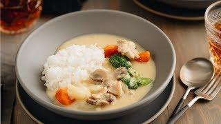 Instant Pot Cream Stew クリームシチューの作り方 (圧力鍋) (レシピ)