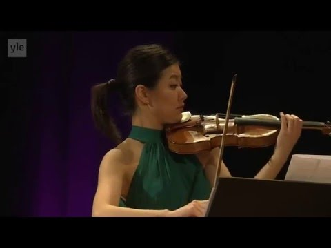 Christel Lee Janáček Violin Sonata
