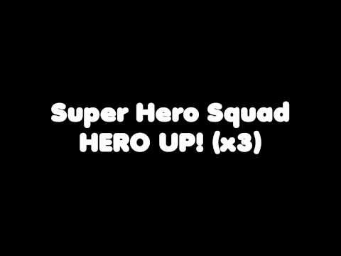 The Super Hero Squad Show Theme Song [Lyrics]