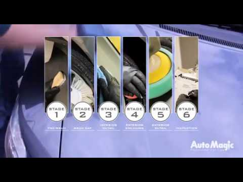 Auto Magic 6 Stages of Reconditioning