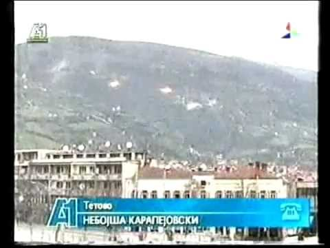 Macedonian Army 2001 - Freeing Tetovo