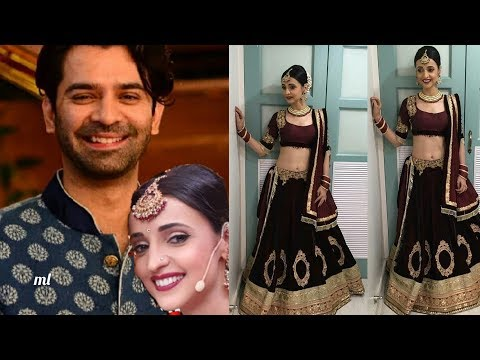 Sanaya Irani and Barun Sobti (Arnav and Khushi) together in a Navratri Function |Looking so sweet
