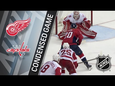 02/11/18 Condensed Game: Red Wings @ Capitals