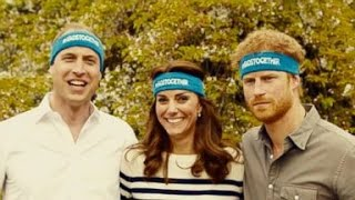 Prince William, Duchess Kate, Prince Harry Dons Headbands to Promote Mental Health