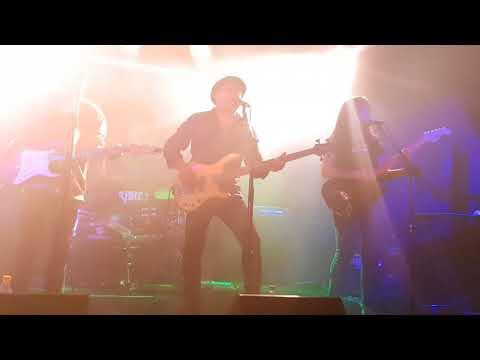 Raheem Rock en el Live Club La Plata parte I 5 de mayo 2018