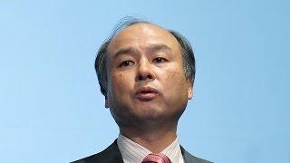 Masayoshi Son Hits the Wireless Speed Limit