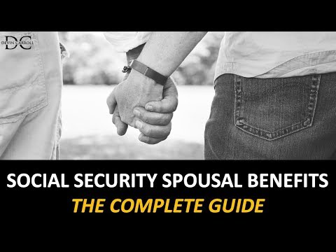 Social Security Spousal Benefits: The Complete Guide