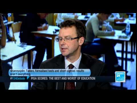 PISA scores: the best and worst of education (part 1) - F24Debate