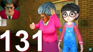 Scary Teacher 3D - Gameplay Walkthrough Part 131 Chapter 2 All New Levels (Android,iOS)
