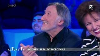 Antonio le magicien bluffe Jean-François Balmer #AcTualiTy