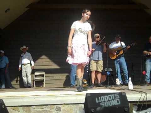 Brett Morris Dance Competition Galax 2010
