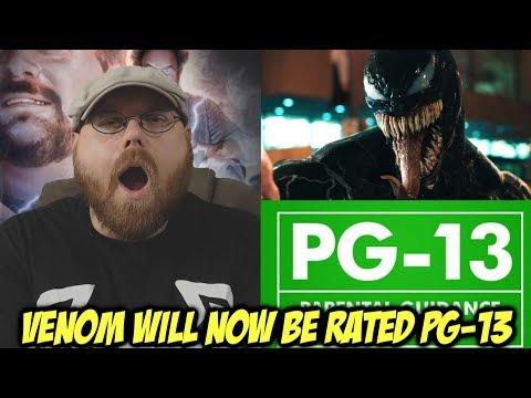 Venom is Now PG-13!!!