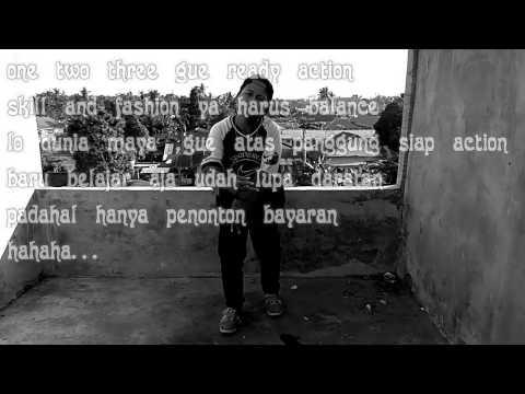 BANG GER - Teman Lupa Diri (Lyrics video)
