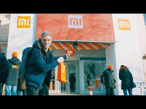 La Boutique Xiaomi sur les Champs-Elysées va vous Surprendre !