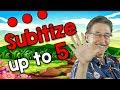 Subitize Up To 5 (soo-bi-tize) | Math Song for Kids | Jack Hartmann