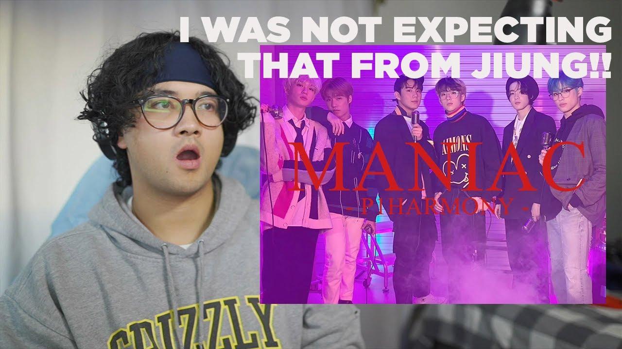 Download P1Harmony 피원하모니   Maniac Conan Gray Cover | Reaction