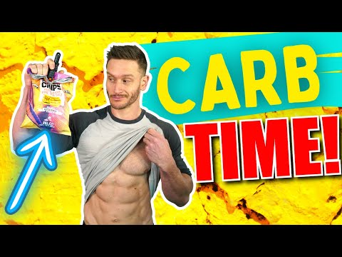 How to Add CARBS Back Into Your Diet (How to Refeed)