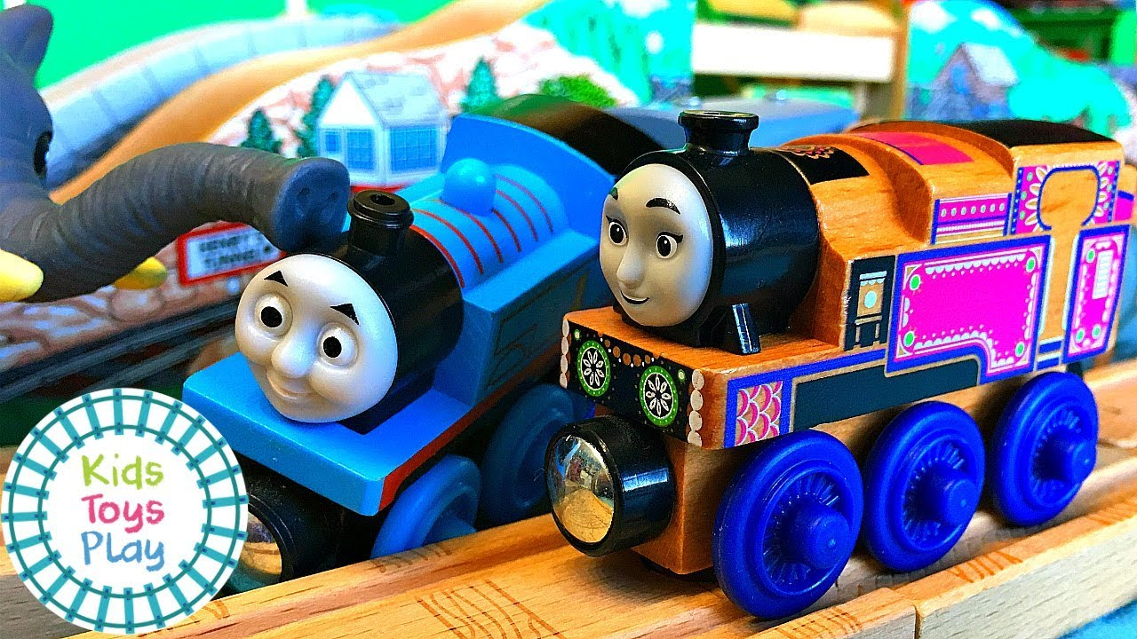Thomas & Friends Trusty Trunky | Thomas and Friends Full Episodes Season 22