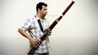 MICHAEL BRECKER'S SOLO ON BASSOON, BY ALEXANDRE SILVÉRIO