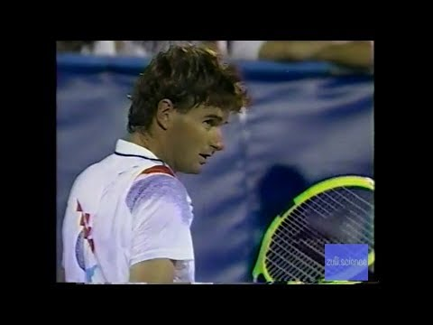 FULL VERSION Connors Vs McEnroe 1991 US Open