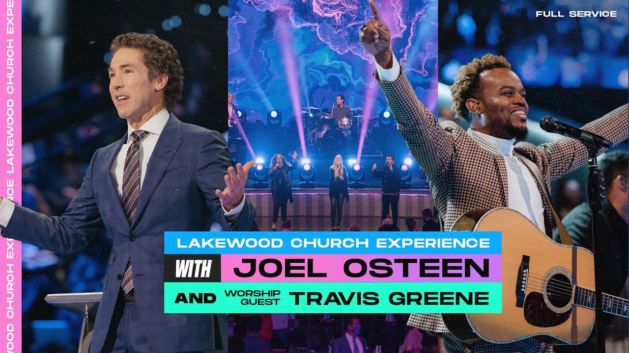 Joel Osteen LIVE 🔴 | Lakewood Church Service | Sunday 11am