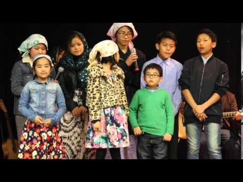 Bethel Sunday School Day 2015, United Kingdom