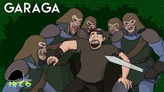 Anime Abandon: Garaga