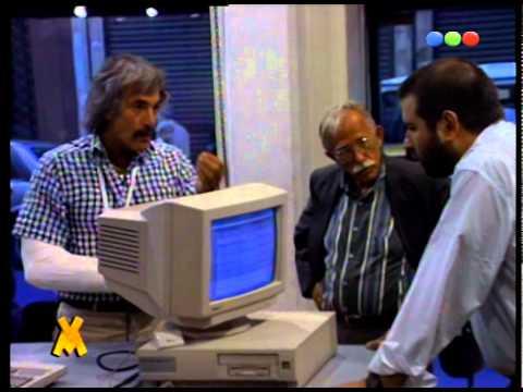 Diariero, programa 20 - Videomatch 1997