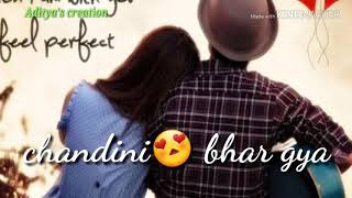 best romantic whatsapp status vedio 2018/ I love you song/bodyguard ...